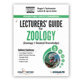 Lecturer Guide ZOOLOGY Dogar Brother