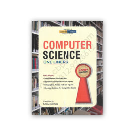 Computer Science One-Liners By Fatima Ali Raza - JWT