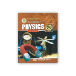 The Textbook of Physics For Class X – Sindh Textbook Board